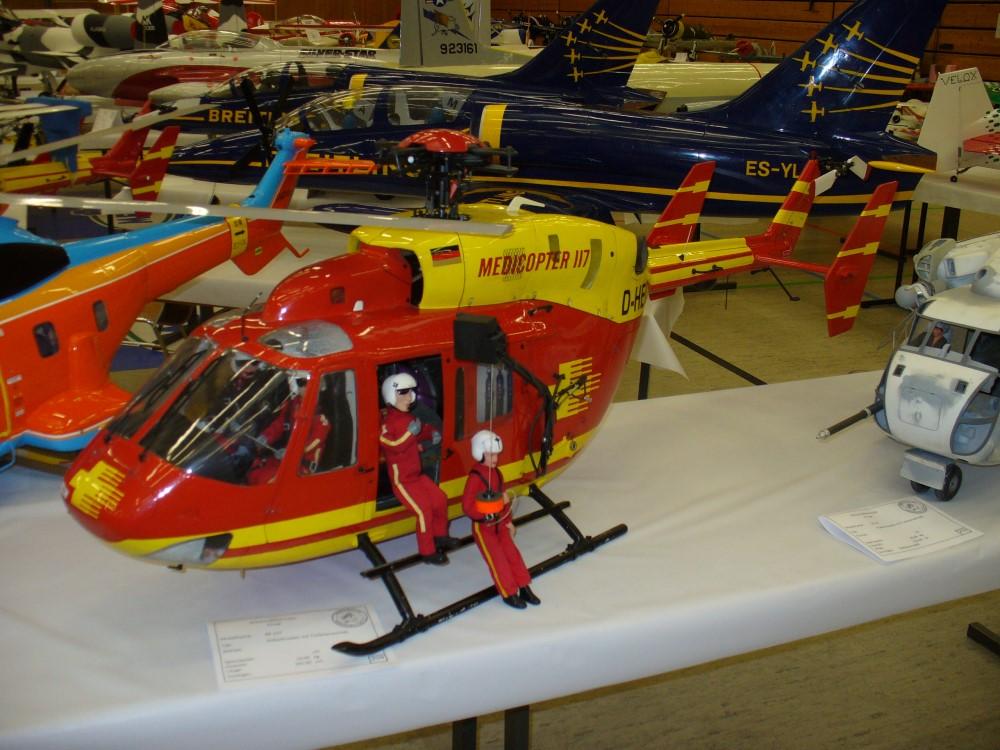Hubschrauber BK 117