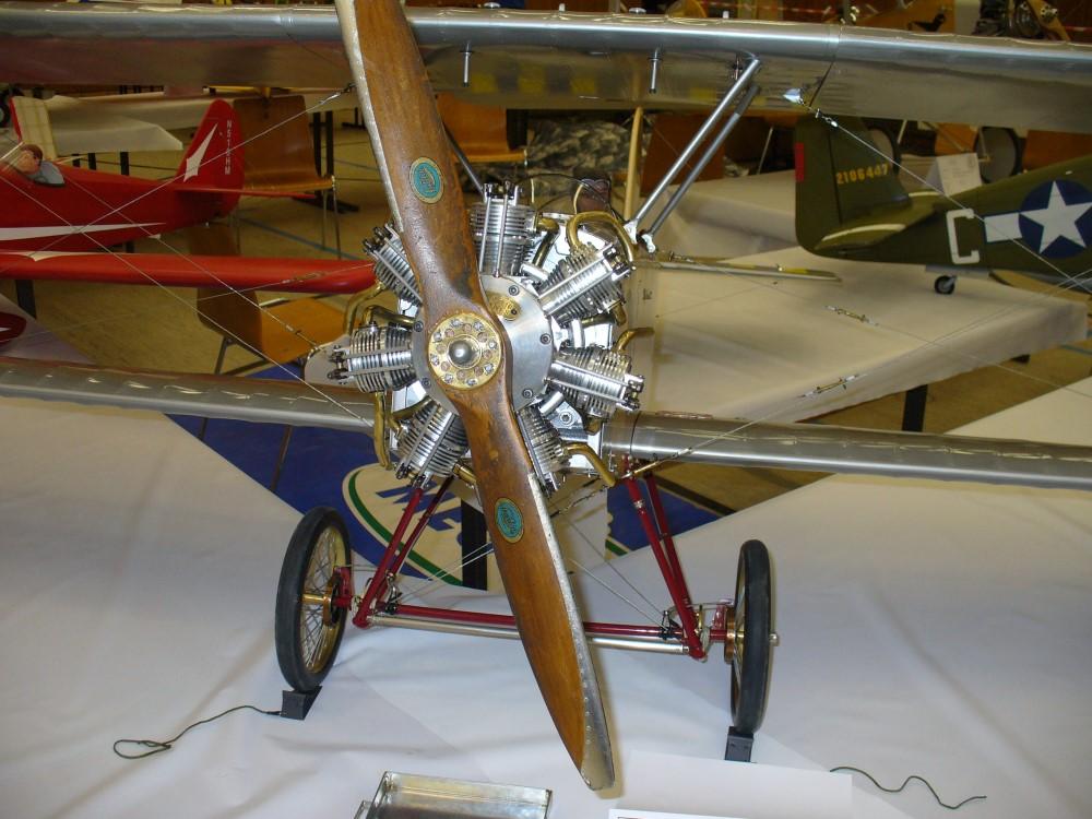 Eigenbausternmotor
