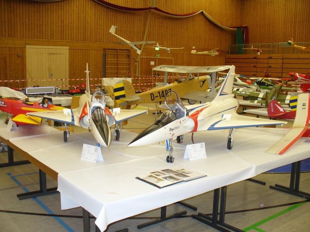 Jetmodelle Mirage 2000