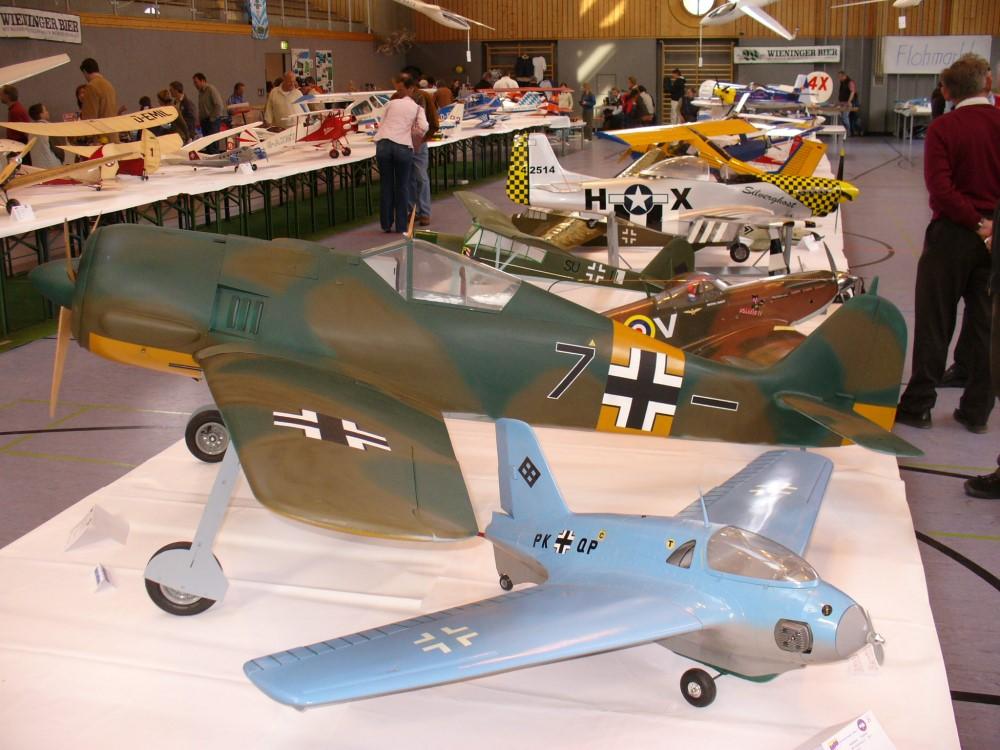 Bereich Jagdflugzeuge